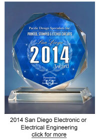 USCA 2014 San Diego Award for Electronic or Electrical Engineering